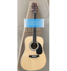 Custom Martin D-35 Natural Acoustic Guitar