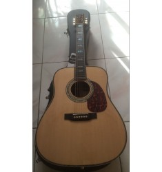 Martin Standard D45 Dreadnought Acoustic Guitar