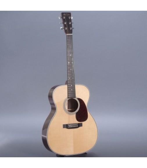 Martin 0000-28H Custom Guitar with Case, Wider Neck