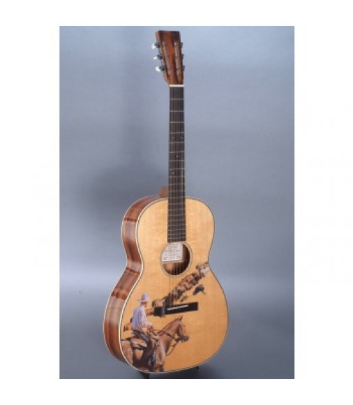 Martin Le-COWBOY-2015 Limited Edition Guitar