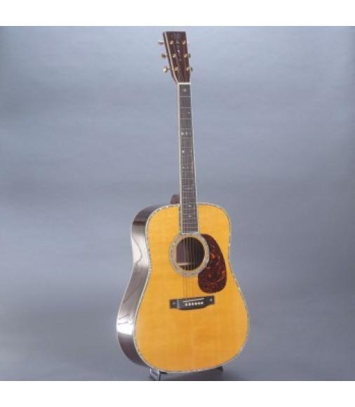 Martin D42 dreadnought acoustic guitar