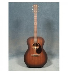 Martin 000-15M Burst Guitar with Case