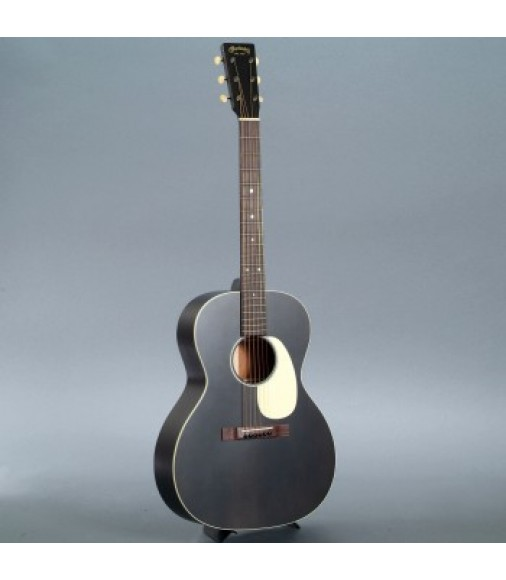 Martin 00L-17 Black Smoke Guitar with Case