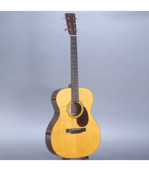 Martin OM-21 Guitar with Case