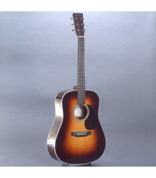 Martin D-28 Marquis with Sunburst Top with Case