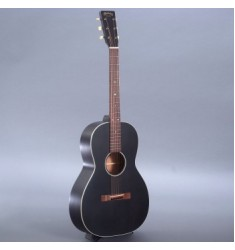 Martin 00-17s Black Smoke Guitar with Case