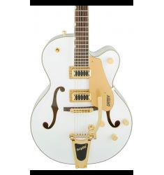 Gretsch Guitars G5420T Electromatic Hollowbody Electric Guitar White Gold Hardware