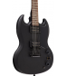 Cibson SG Electric Guitar Performance Pack Pitch Black