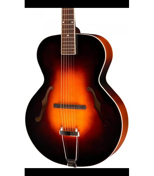 The Loar LH-300 Archtop Acoustic Guitar Sunburst