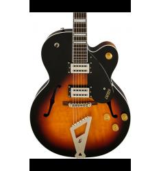 Gretsch Guitars G2420 Streamliner Single Cutaway Hollowbody Aged Brooklyn Burst