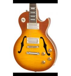 Cibson C-Les-paul Standard Florentine PRO Hollowbody Electric Guitar
