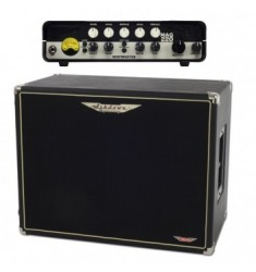 Ashdown RM-MAG-220 Bass Head with 2x10 Cab