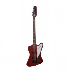 Cibson Thunderbird Bass Guitar 2014 Heritage Cherry