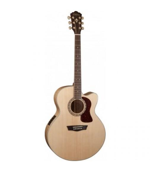 Washburn HJ40SCE Electro-Acoustic Guitar