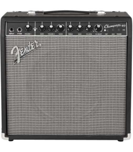 Fender Champion 40 Guitar Amplifier Combo