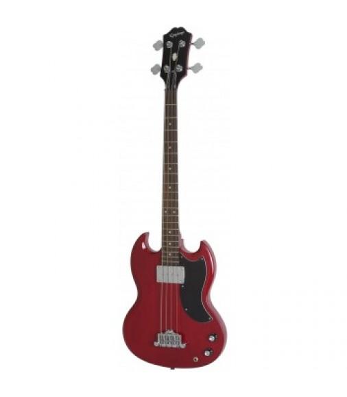 Cibson EB-0 SG Bass, Cherry