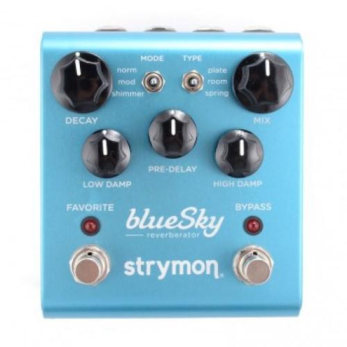 strymon blue sky reverberator pedal guitars china online. Black Bedroom Furniture Sets. Home Design Ideas