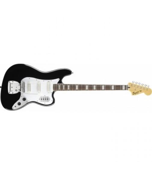 Squier Vintage Modified Bass VI Black