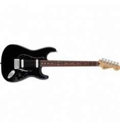 Fender Standard HH Stratocaster in Black