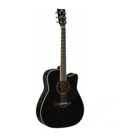 Yamaha FGX820C Acoustic in Black