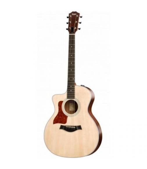 Taylor 214ce Left-Handed Grand Auditorium Electro Acoustic Guitar
