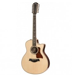 Taylor 856ce 12-String Electro Acoustic Guitar Natural