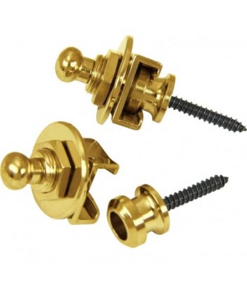 Schaller Gold Straplocks