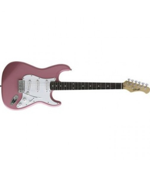 Stagg S300 Strat Pink Guitar