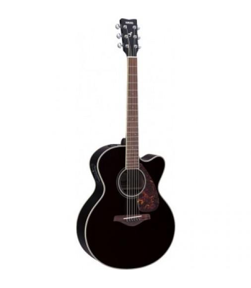 Yamaha FJX720SC Acoustic - Black