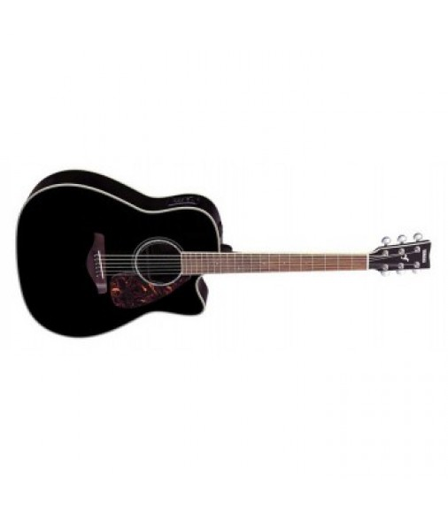 Yamaha FGX730SC Black Electro Acoustic Guitar