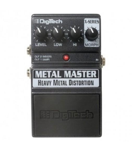 Digitech XMM Metal Distortion Guitar Effects Pedal