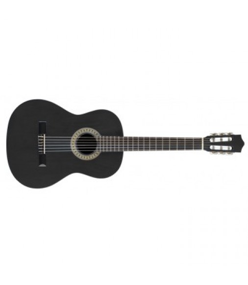 Eastcoast C542BK 4/4 Classical Guitar Black