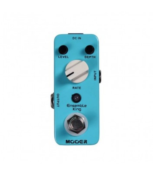 Mooer Ensemble King Chorus Guitar Effects Pedal