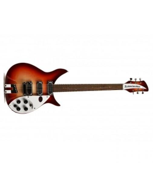 Rickenbacker 350V63 Liverpool Model Electric Guitar in Fireglo