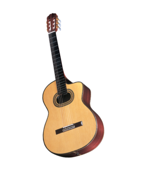 Takamine TH90 Hirade Electro Classical Acoustic Guitar