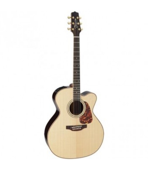 Takamine P7JC-Jumbo Cutaway Electro Acoustic Guitar