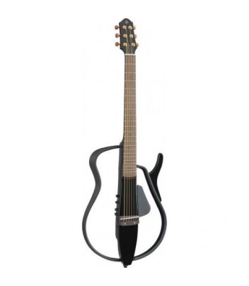 Yamaha SLG110SB Silent Guitar Black Metallic