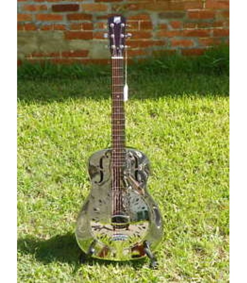 Recording King RM-998D RM-998-D Metal Body Resonator Guitar with RoundneckRM998