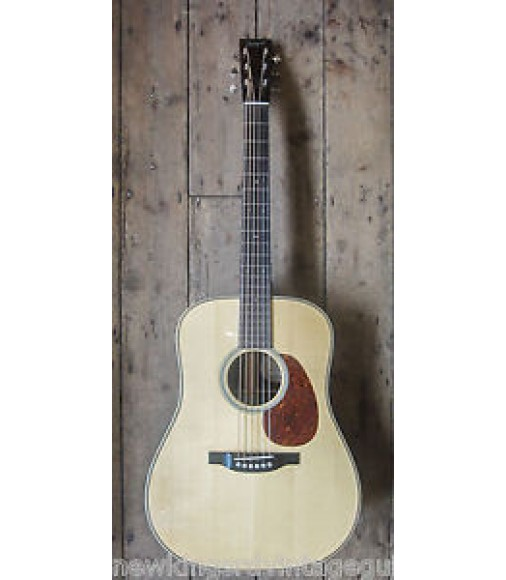 2014 BOURGEOIS VINTAGE D ACOUSTIC GUITAR ADIRONDACK SPRUCE TOP