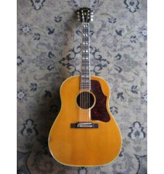 1957 Cibson Country Western acoustic guitar NATURAL FINISH vintage flattop rare