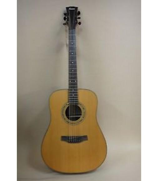 Klema K300 DC Acoustic Guitar + FREE Gig Bag + Picks + Strings