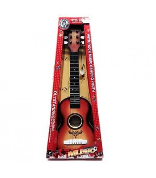 CHILDRENS KIDS ACOUSTIC GUITAR MUSICAL INSTRUMENT CHILD TOY XMAS GIFT