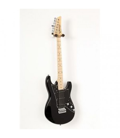 Line 6 Variax JTV-69S Guitar w/Single Coil Pickups Black Maple FB 888365618531