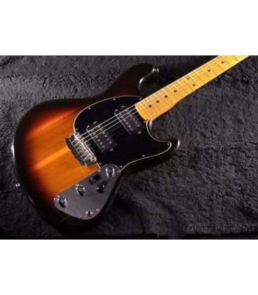 MusicMan Stingray II Sunburst 1978 Stratocaster Vintage guitar Free shipping EMS