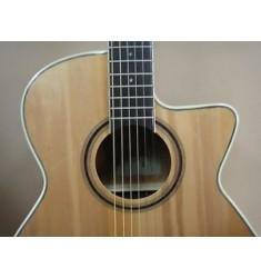 30% SLASHED! Eko NXT 018 CW Jumbo Guitar with EQ Natural + Gig Bag + Strings