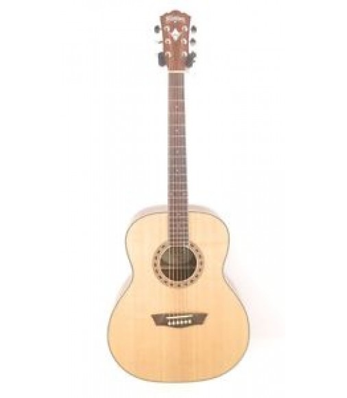 Washburn WG7S Solid Spruce Top Grand Auditorium Acoustic Guitar - Blem #A712