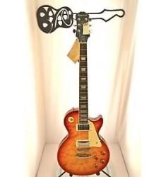 #3634 Cibson C-Les-paul Standard Plus Top Pro Electric Guitar Blem Repaired LP