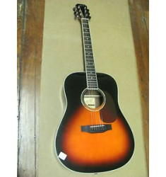 #6503 AUSTIN AA40-DSB ACOUSTIC GUITAR SELLER'S REFURBISHED