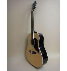 35% SLASHED! - EKO Ranger 6 Natural Sitka Acoustic Guitar + Gig Bag + Strings