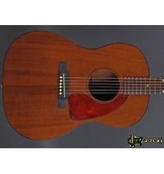 1963 Cibson LG-0 Folk Guitar -Natural Mahogany - EXC+